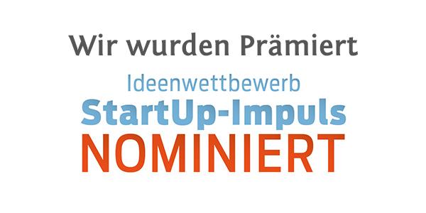 StartUp-Impuls Ideenwettbewerb