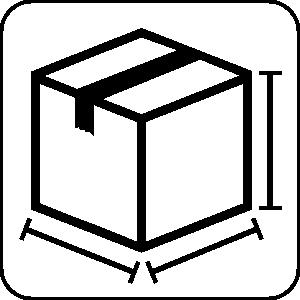 Icon Größe/Abmessung