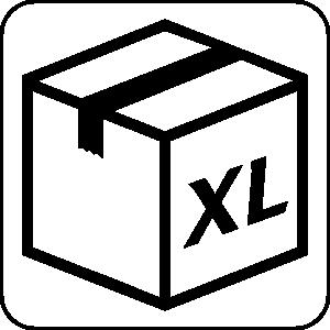 Icon Schwere Pakete