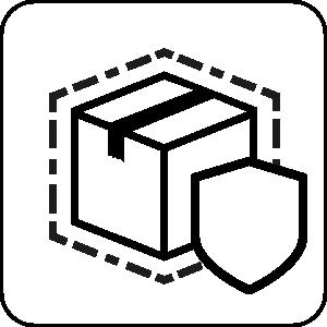 Icon Oberflächenschutz